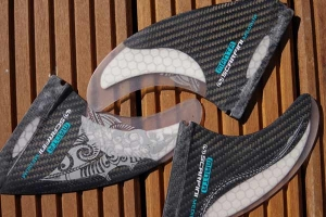 ❤ Surf Fins | Future Surf Finnen (3-Fin-Set - Tri)