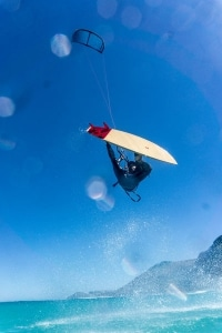 "❤ HB-Surfkite | HB ""Legion"" Kite Freestyle"