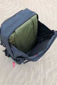 "❤ HB-Surfkite | HB ""Legion"" Kitebag open"