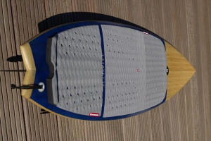 ❤ windchasers.de | HB-Surfkite Strapless Surfboard Full-Deckpad